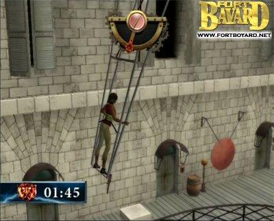 fort boyard wii 2008 : image du jeux